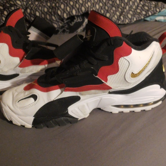 new styles 726b7 3f95d Nike Air Max Speed Turf 49ers